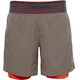 The North Face M's Better Than Naked Long Haul 7 Shorts Falcon Brown/Tibetan Orange
